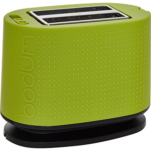Bodum BISTRO 2-Slice Lime Green Toaster