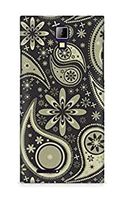 Amez designer printed 3d premium high quality back case cover for Micromax Canvas Express A99 (Pattern)