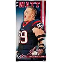 Wincraft J.J. W Houston Texans NFL Serviette de plage