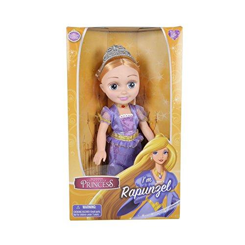 The Toon Studio Fairytale Princesa Rapunzel Doll - 32cm - Juguetes para niñas