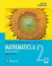 Pearson Edexcel International GCSE (9-1) Mathematics A Student Book 2