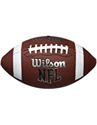 Wilson - NFL Bin Ball Junior Official, color brown