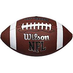 Wilson - Ballon de Football Américain Wilson junior NFL TDJ pattern