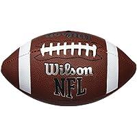 Wilson - NFL Bin Ball Junior Official, Color Brown