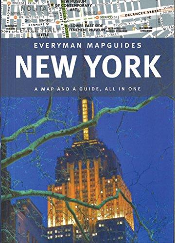 New York Everyman Mapguide: 2016 edition (Everyman Citymap Guide)