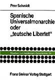 Spanische Universalmonarchie oder