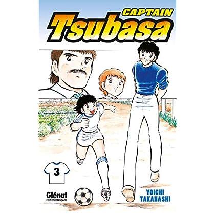 Captain Tsubasa - Tome 03: Une lutte acharnée