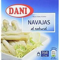 Dani - Navajas Al Natural - 111 gr