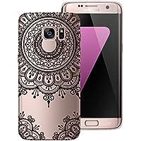 Yokata Samsung Galaxy S7 Edge Hülle Transparent Weiche Silikon Handyhülle Schutzhülle TPU Handy Tasche Schale... preisvergleich bei billige-tabletten.eu