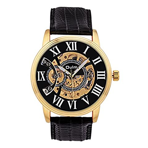XXFFH Uhr Casual Digital Mechanical Solar Awards Memorial business gift staff benefits men 's leather strap pointer movement 46 mm luminous mechanical watches ,