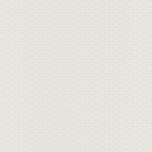 Vliestapete Rasch Deco Relief Grafik Geometrisch hellgrau 518276