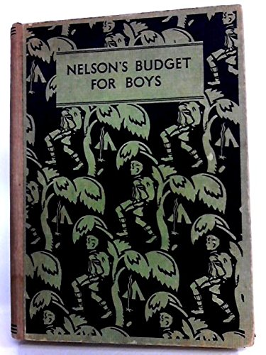 Nelson's Budget Book for Boys