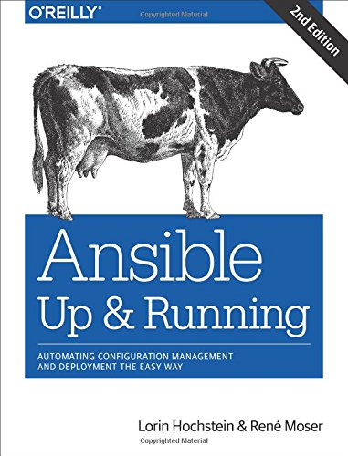 Ansible - Up and Running por Lorin Hochstein