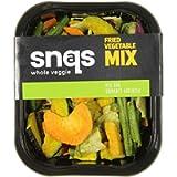 Snaqs Mix di verdure arrostite - Vegano - confezione da 10x75 grammi 90112