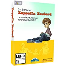 Dr. Bonney's Zappelix - ADHS-Trainingsprogramm (PC)