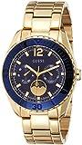 Guess Damen-Armbanduhr Chronograph Quarz Edelstahl W0565L4