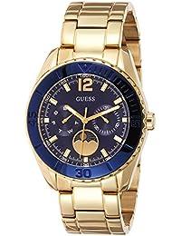 Guess Analog Blue Dial Women's Watch - W0565L4