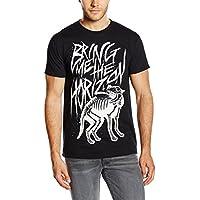 Bring Me The Horizon - Wolf Bones, Short sleeve da uomo