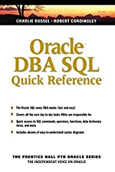 [(Oracle DBA Sql Quick Reference)] [By (author) Charlie Russel ] published on (June, 2003)
