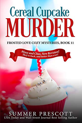 Cereal Cupcake Murder (Frosted Love Cozy Mysteries Book 11) (English Edition)