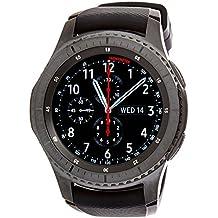 Samsung Gear S3Frontier-Reloj inteligente, color gris oscuro (importado)
