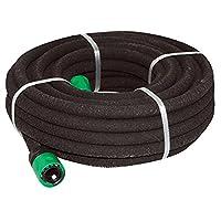 Kingfisher - Black Soaker Hose 15M Robust & High Quality