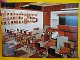 Antigua Postal - Old Postcard : SAN AGUSTIN DE GUADALIX - Madrid - Escuela Emilio de Usaola -...