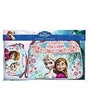 Disney Set Sac Voyage + Trousse bandoulière Frozen, Couleur 0(Astro Europa ast0211)