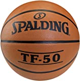 Spalding Basketball TF50 Outdoor 73-852z, Orange, 5, 3001502010015