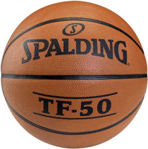 Spalding Basketball TF50 Out 73-851z, Orange, 6, 3001502010006