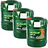 FANFARO FF6504-20 FANFARO 10W-40 GAZOLIN 3x20 Liter