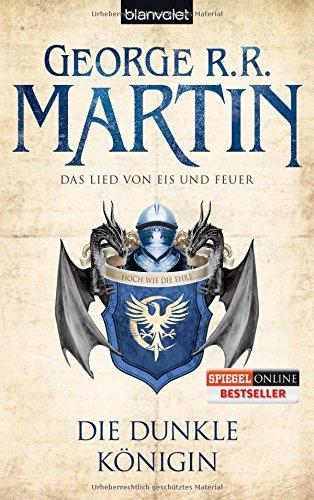 Das Lied von Eis und Feuer 08: Die dunkle Königin (Thrones Game Buch)
