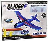 Glider - Aereo Fx-802 Radiocomandato R/C 2,4 Ghz Con Telecomando 2 Canali Aeromodello 2Ch