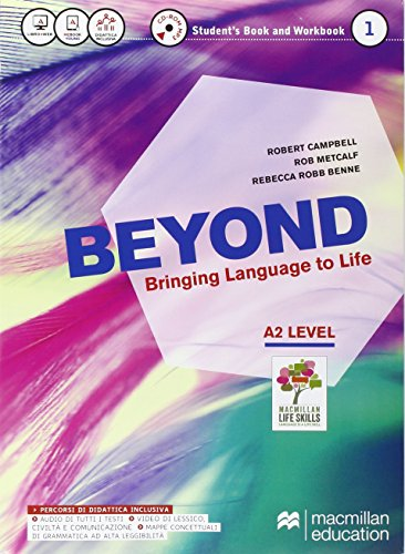 Beyond. Vol. A2. Per le Scuole superior. Con CD Audio formato MP3. Con e-book. Con espansione online