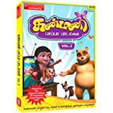 Kanmani Tamil Rhymes 3D Vol.3