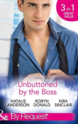 book cover of Unbuttoned by the Boss