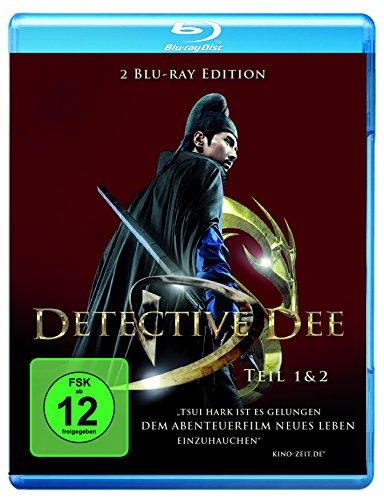 Bild von Detective Dee 1 & 2 [Blu-ray]