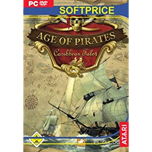 Age of Pirates – Caribbean Tales – Softprice (DVD-ROM)