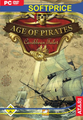Preisvergleich Produktbild Age of Pirates - Caribbean Tales - Softprice (DVD-ROM)