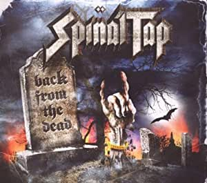 Back from the Dead by Spinal Tap (2009) Audio CD