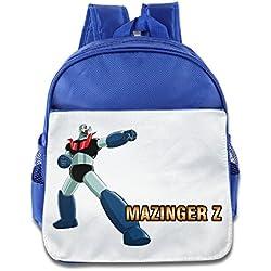 Mochila para almuerzo Mazinger Z Super Robot