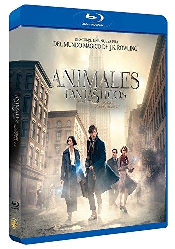 Animales Fantásticos Y Donde Encontrarlos Blu-Ray [Blu-ray]
