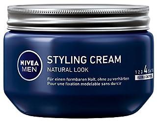 NIVEA MEN Styling Cream im 3er Pack (3 x 150ml), Haarcreme für formbaren Halt ohne zu verhärten, flexibles Haargel für einen Natural Look (B01I24QX9M)   Amazon Products