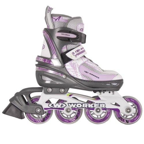 Inline Skates Perleta Inliner Größenverstellbar (S)