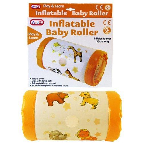 to Z rodillo inflable del bebé
