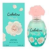 Cabotine de gres Floralie Eau de Toilette Spray para ella, 50ml