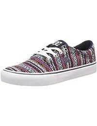 DC Shoes Trase le, Baskets Basses Femme