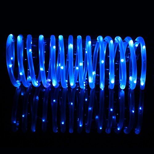 KEEDA KD-100 Rope String Light-Blue
