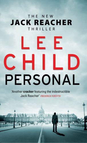 Personal: The new Jack Reacher Thriller (2016)