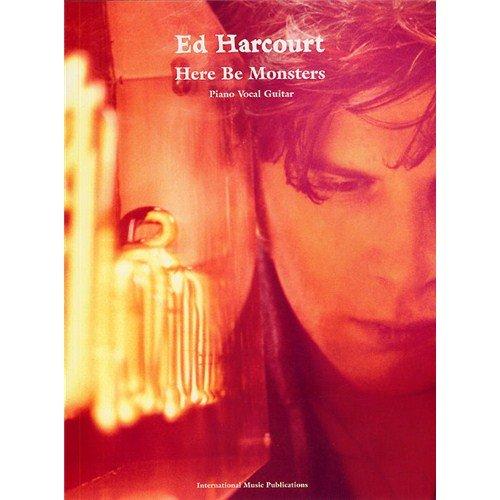ed-harcourt-here-be-monsters-for-pianoforte-voce-e-chitarracon-le-griglie-degli-accordi